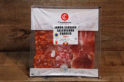 Jamon Serrano Chorizo 150g