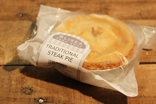 Blixes Traditional Steak Pie (small)