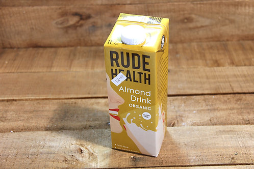 Rude Health Almond Drink (1 Litre)