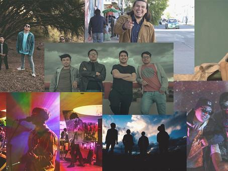 RESUMEN DE LANZAMIENTOS MUSICALES: HUANCAYO JUNIO 2021