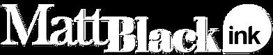 Matt Black Ink logo HD-10.png