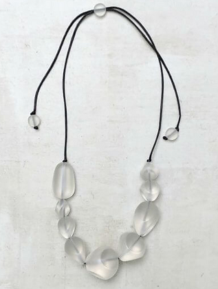 Marie Frosted Necklace