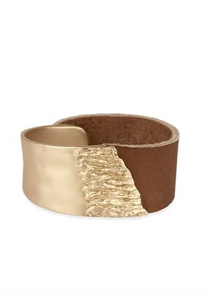 Wild Ways Leather Bracelet