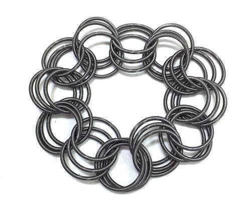 Lenore Bracelet - Slate