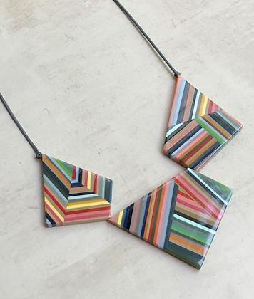 Lexi Multi-Color Necklace