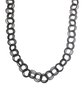 Lenore Necklace - Slate