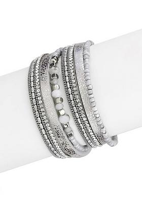 Silver Shine Bracelet
