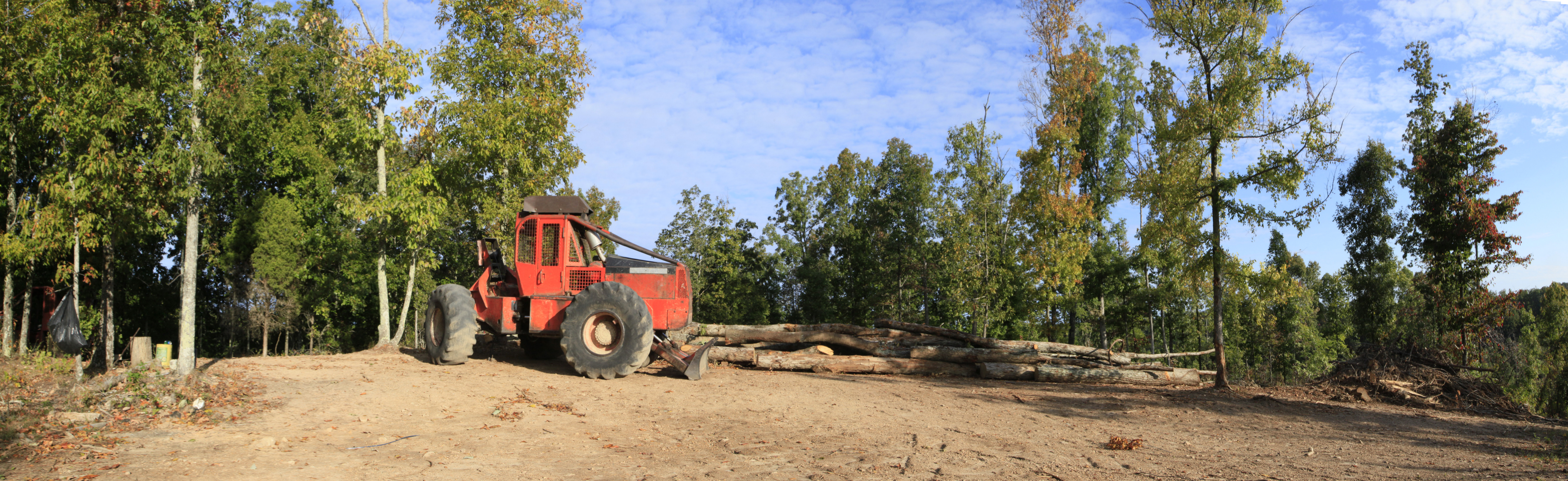 Tractor Fall 2014