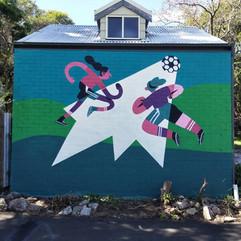 Cohen Park Murals