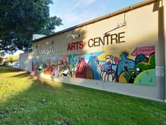 Bankstown Art Centre, Stories of Strength Mural