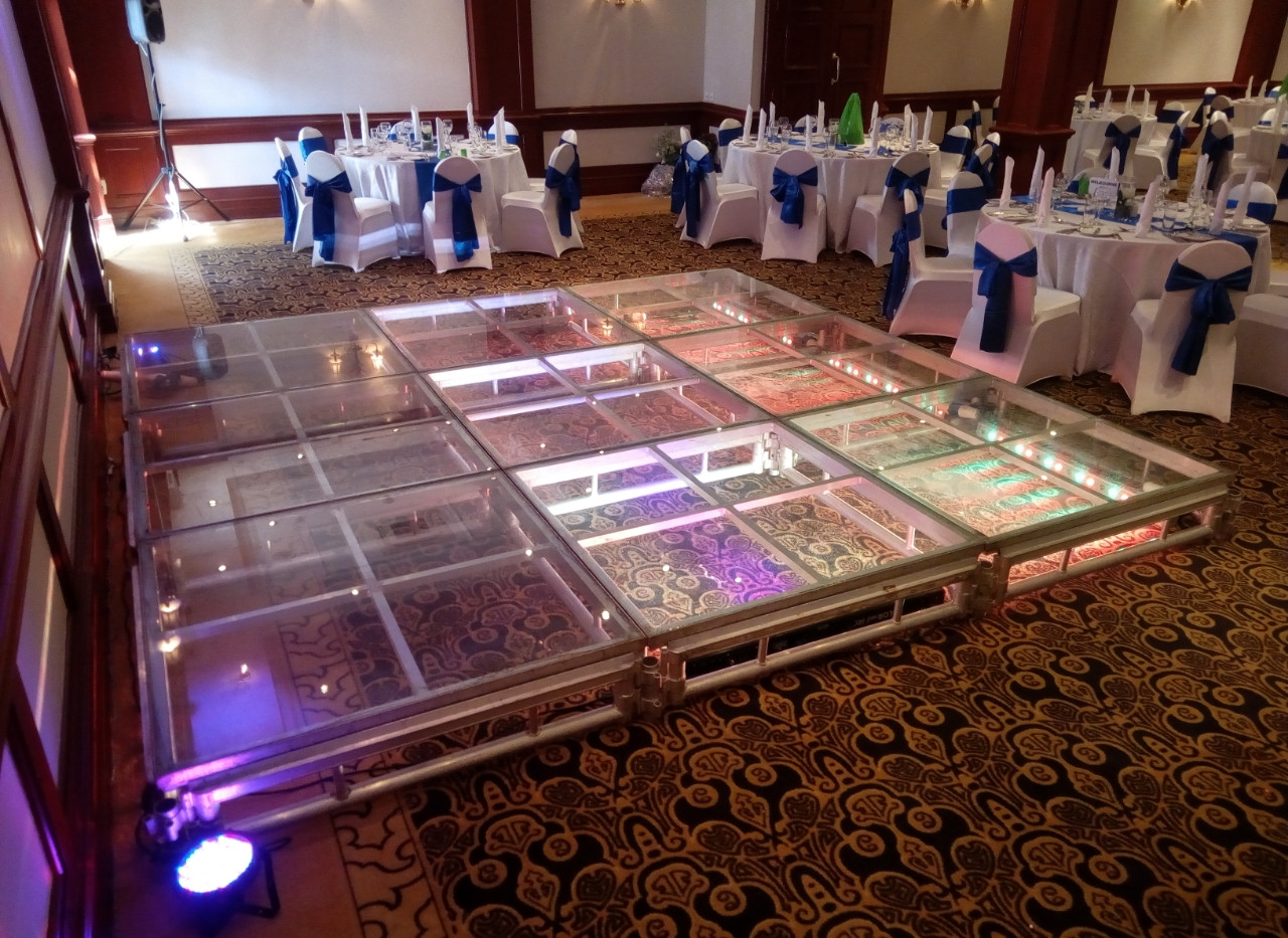Glass Stage