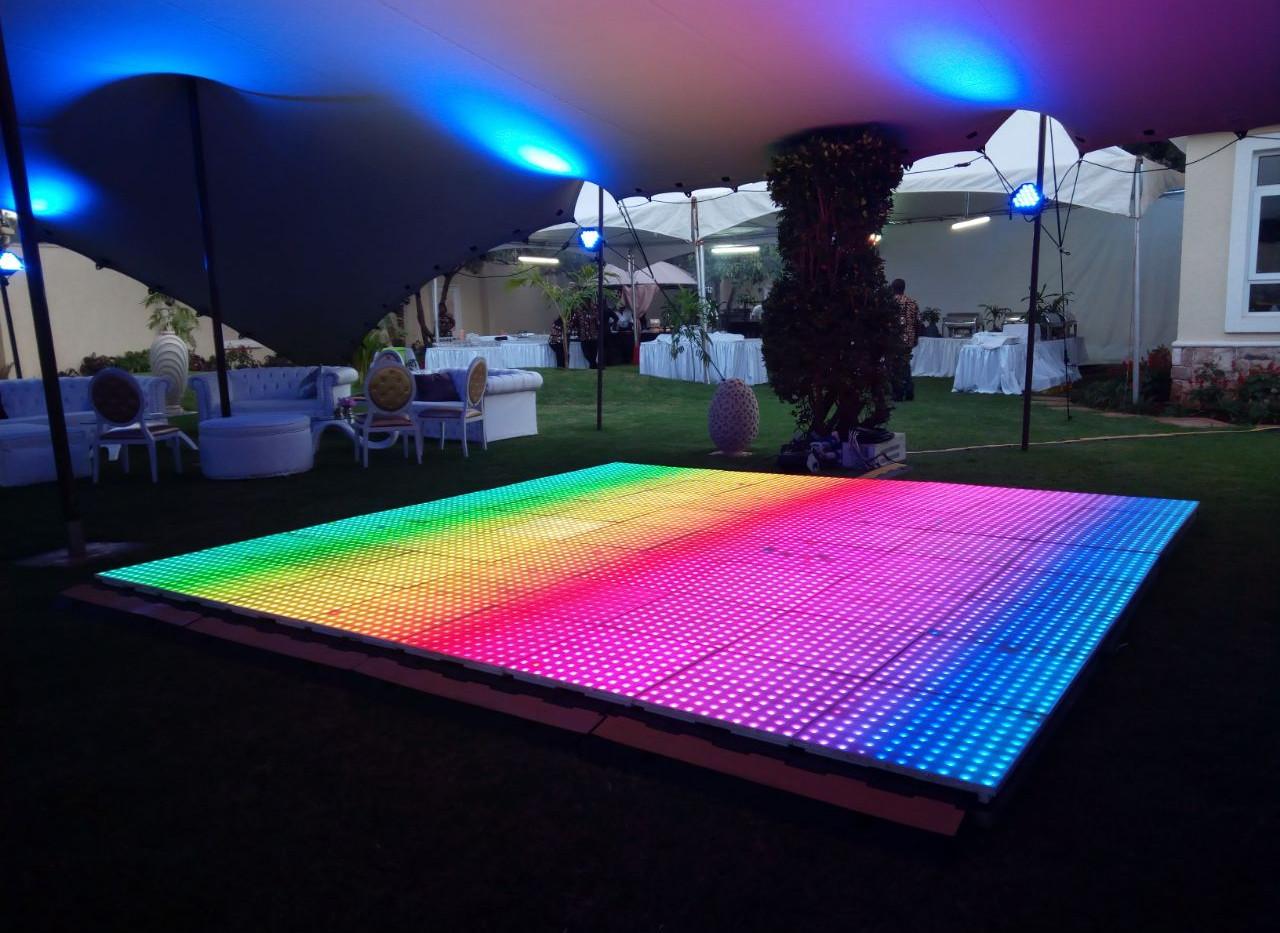 LED Dancefloor