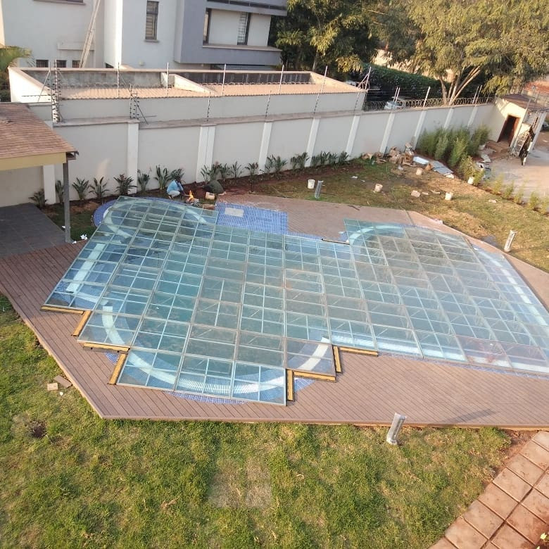 Professional Pool Setups