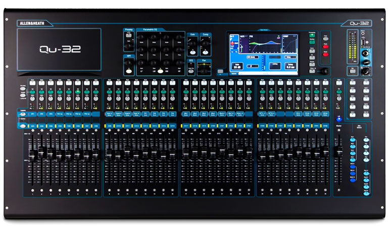 Allen & Heath QU 32