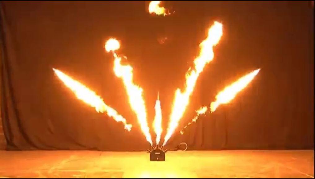 Fire 5 Head