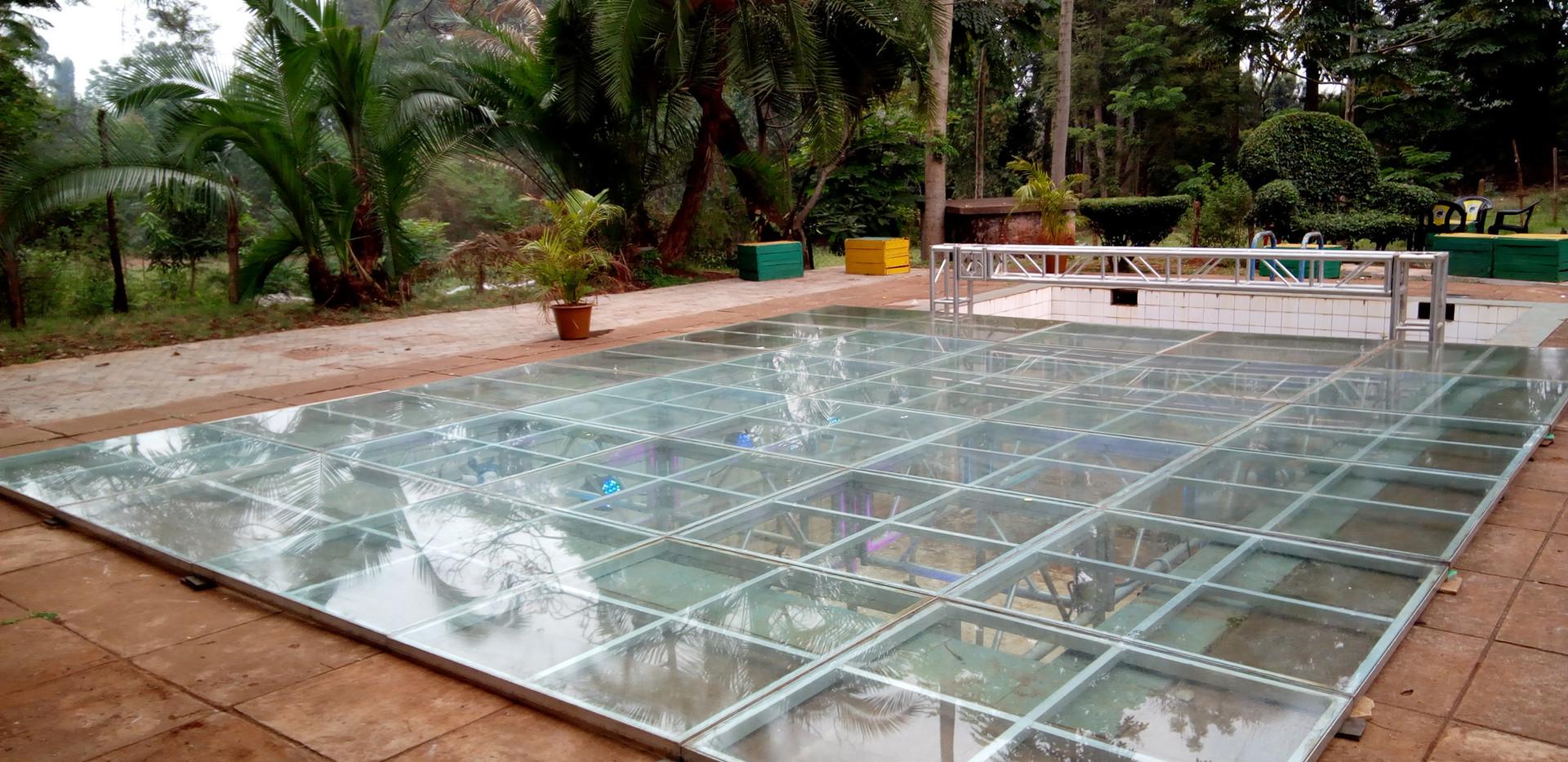 Pool Setups