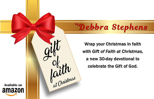 Gift of Faith Wrap your Christmas Promo