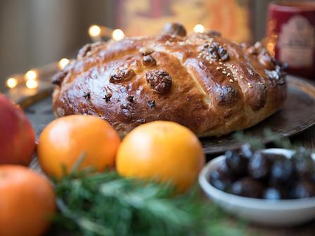 Bread Prepared in the Heavenlies