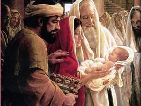 Simeon, the servant who saw what God prepared