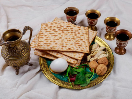 The Passover Was About Remembering