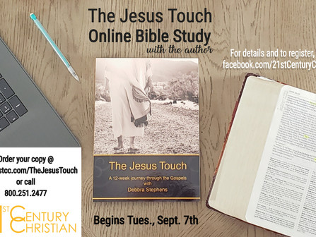 The Jesus Touch Online Bible Study