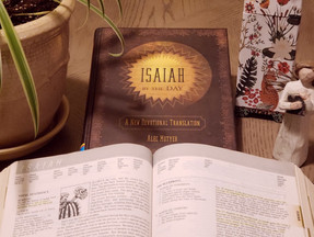 Reasoning and Remembering Isaiah's Words