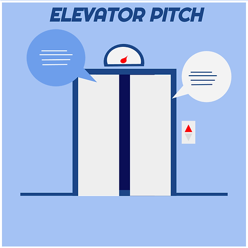 Elevator Pitch One-Sheet