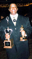 2003 Declamation NATIONAL CHAMPION Mauricus Lofton, CFL