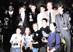 2003 Top 5 in Nation, CFL (Arlington)