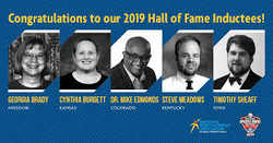 2019 NSDA Hall of Fame Coach Steve Meadows