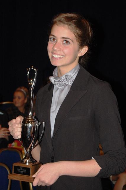 2011 Declamation Sarabeth Marlowe, CFL
