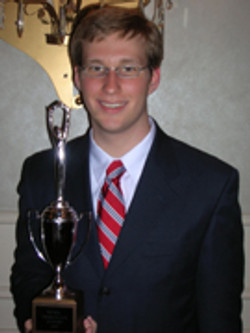 2007 Extemporaneous Speaking (CFL) 2008 International Extemporaneous Speaking (NSDA) Hunter Kendrick