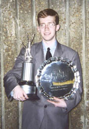 2003 Extemporaneous Speaking (CFL) and US Extemporaneous Speaking (NSDA) Logan Scisco