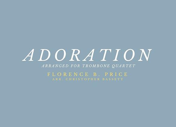 """Adoration"" - Florence B. Price"