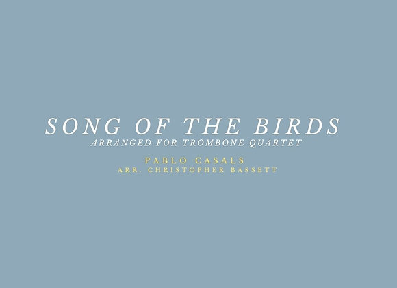 """""""Song of the Birds"""" - Pablo Casals"""
