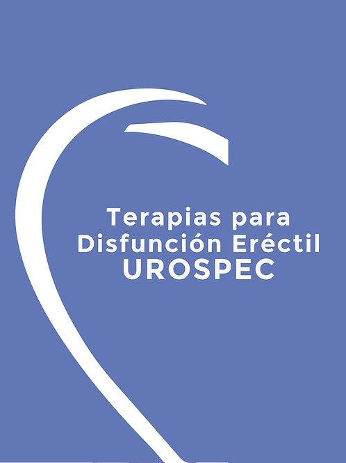 TERAPIAS PARA DISFUNCION ERECTIL UROSPEC