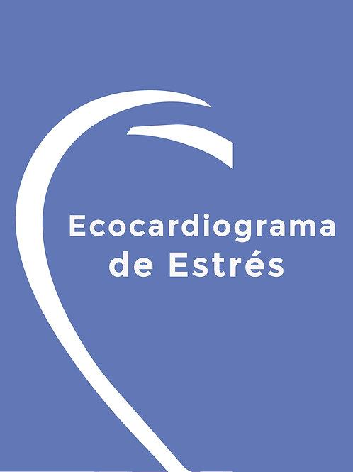 ECOCARDIOGRAMA DE ESTRES