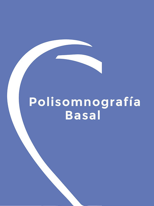 POLISOMNOGRAFIA BASAL