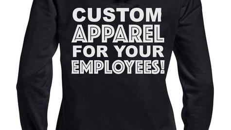 Custom Apparel for Employees