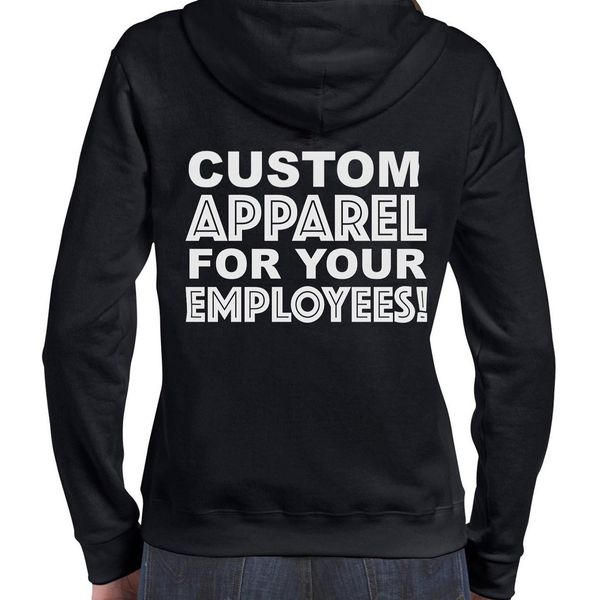 Custom Apparel for Employees