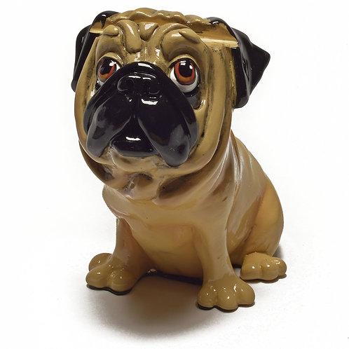 Pug Eyeglass Holder