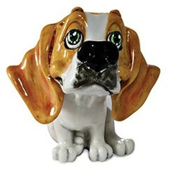 Beagle Eyeglass Holder