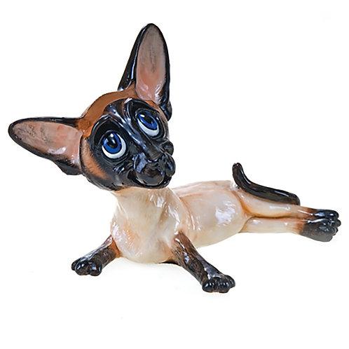 Siamese Cat Eyeglass Holder