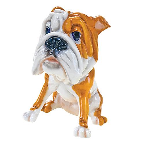 English Bulldog Eyeglass Holder