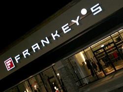 Frankey's Signage