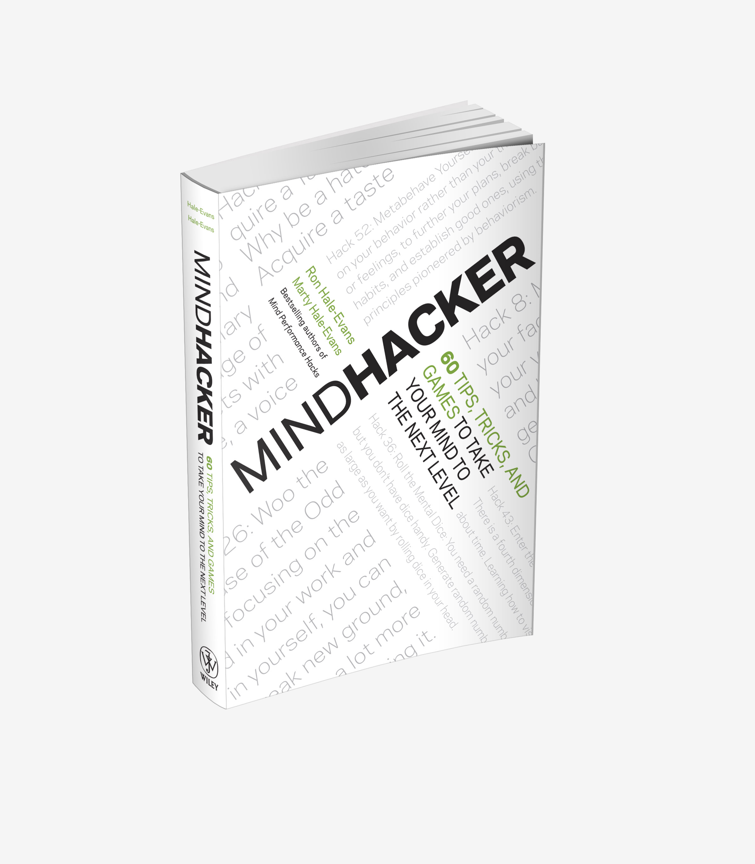 MindHacker Book Cover
