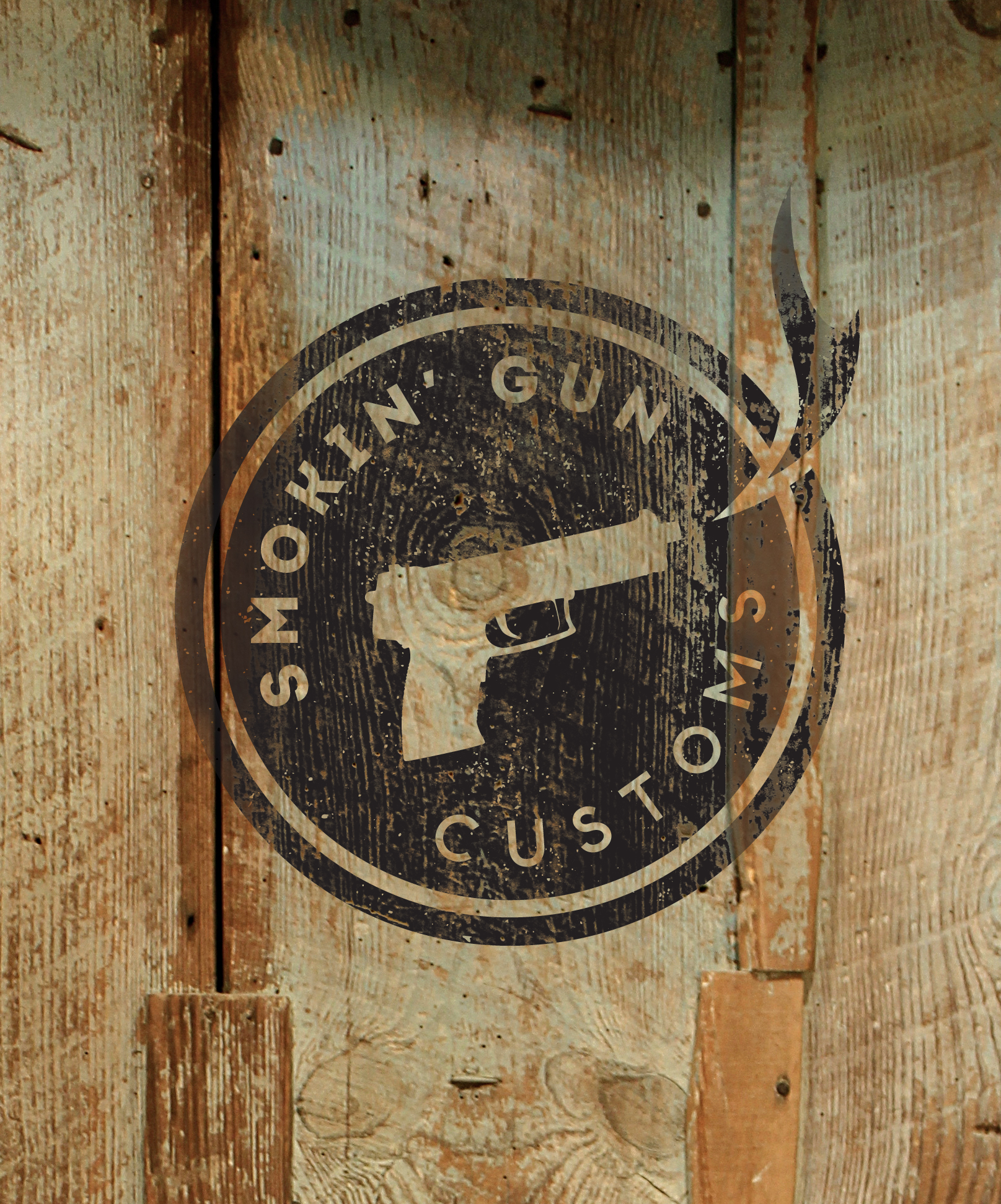 Smokin' Gun Customs Identity
