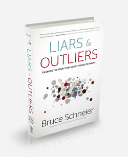 Liars & Outliers Book Cover