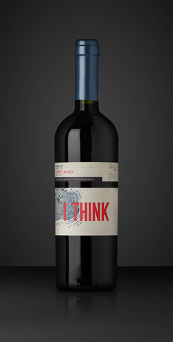 Easley Winery's I Think Red Blend