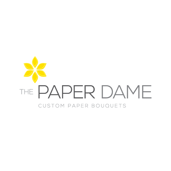 The Paper Dame Logo